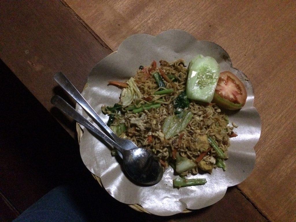 nasi goreng traveling bali