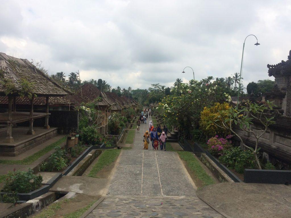 desa adat panglipuran untuk traveling bali