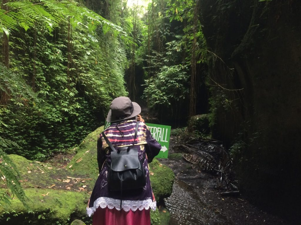 traveling bali
