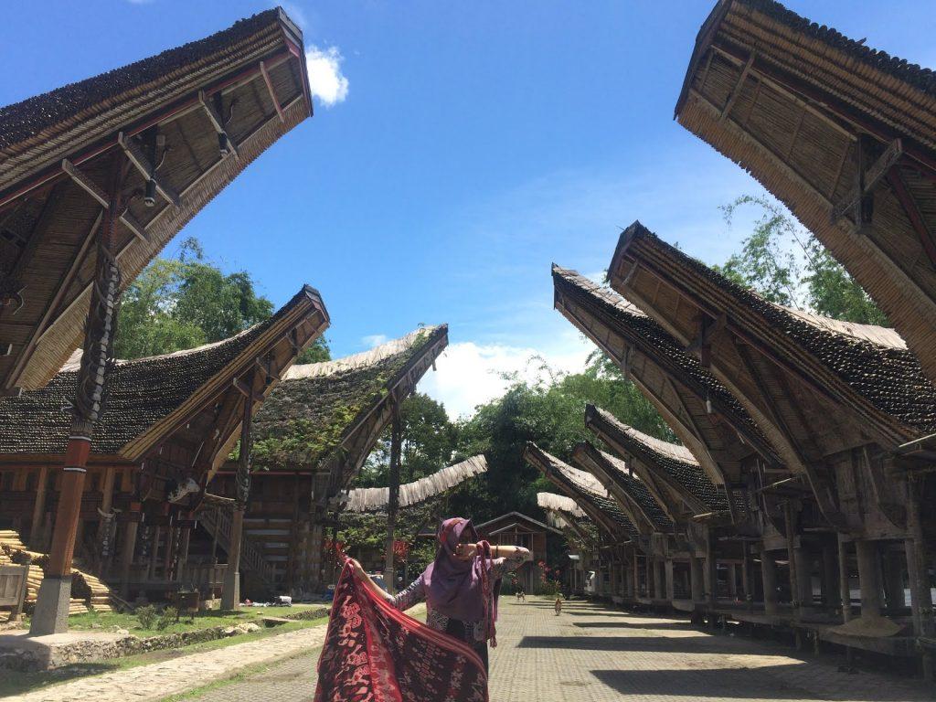 Tongkonan Kete Kesu Toraja