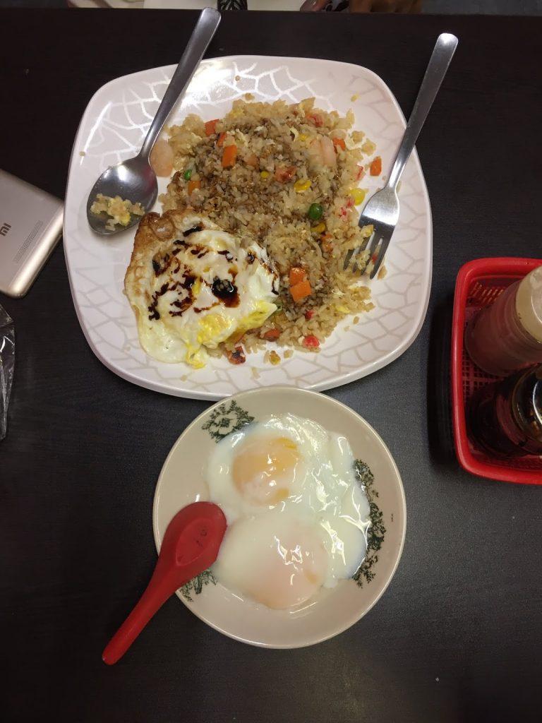 sarapan terakhir singapore