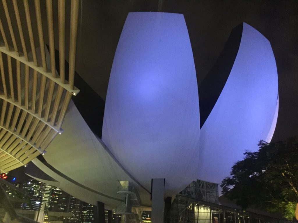 art sience museum