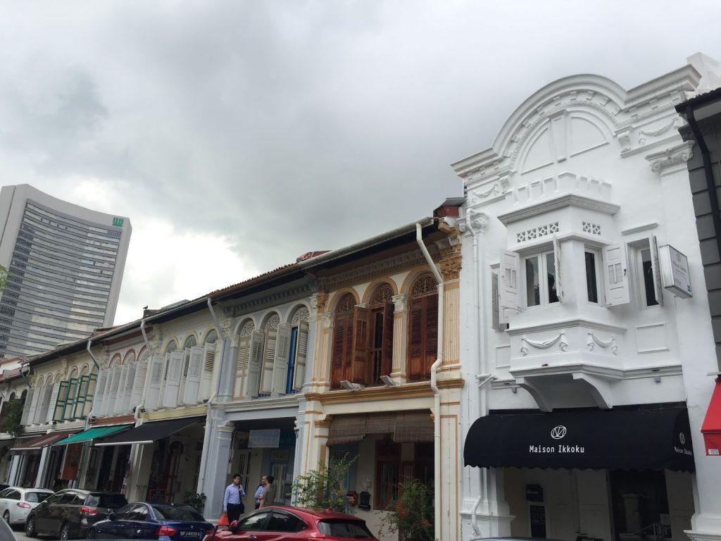 herritage singapore