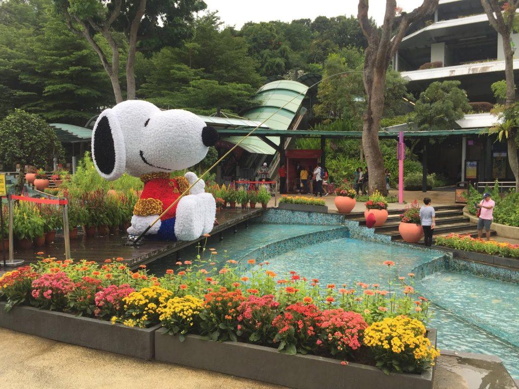 rekomendasi tempat wisata singapore