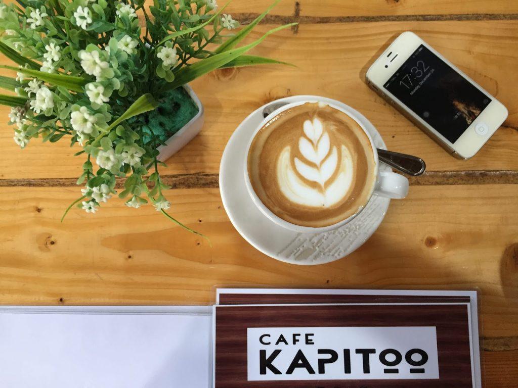 kapitoo Coffee Shop di Toraja