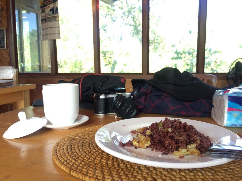 sarapan toraja