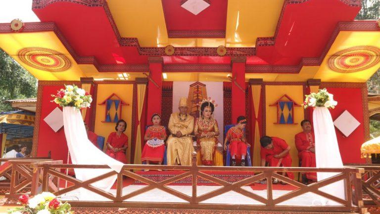 Rambu Tuka Pernikahan Toraja