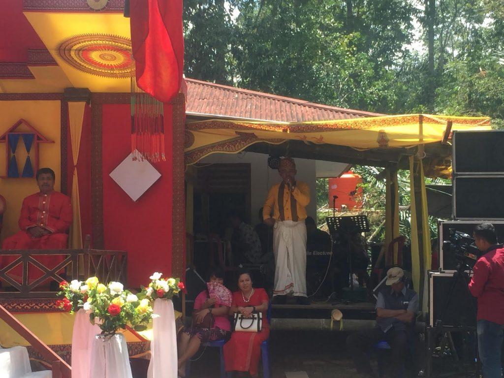Sambutan Pernikahan Menggunakan Bahasa Toraja