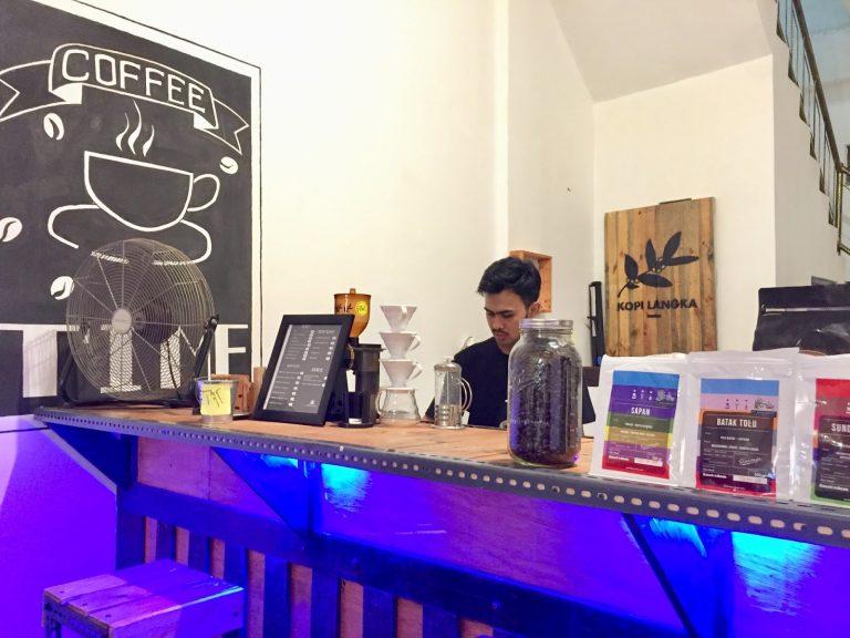 kedai kopi langka