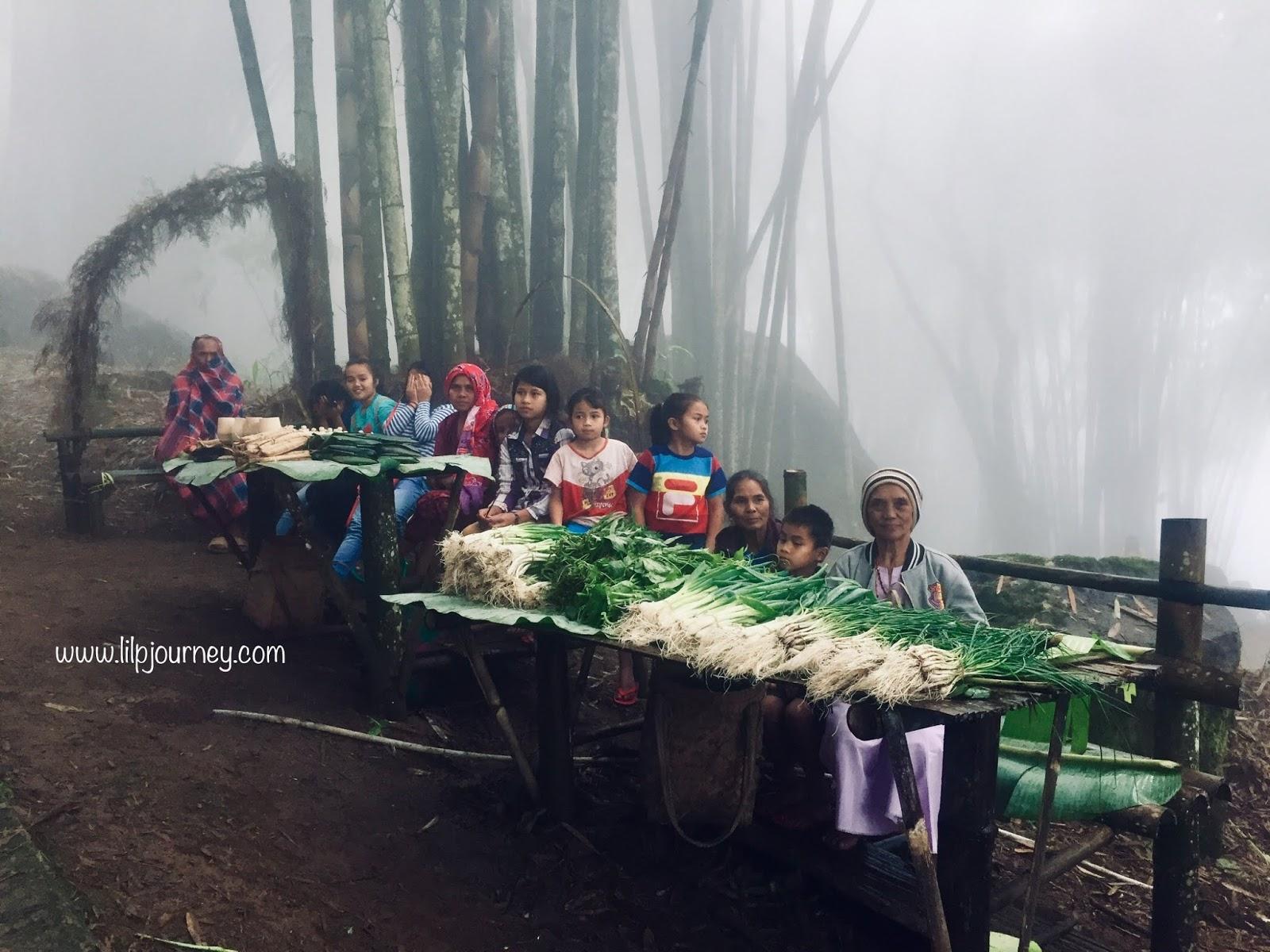 pasar hutan bambu pengalaman traveling