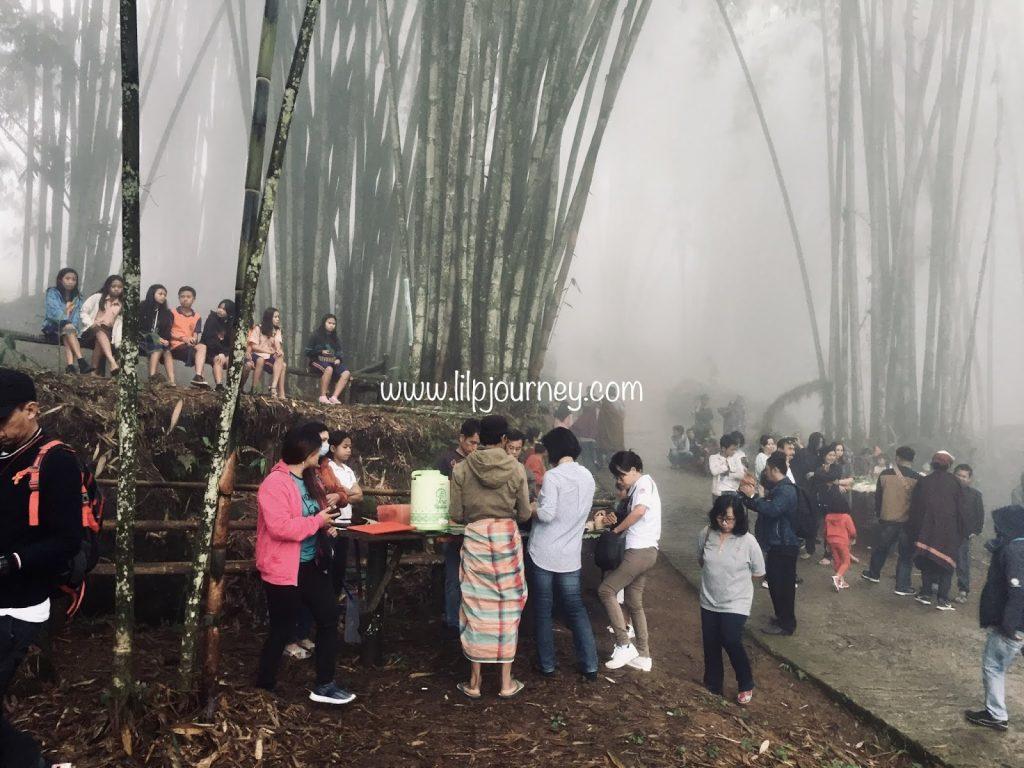 suasan pasar hutan bambu to'kumila