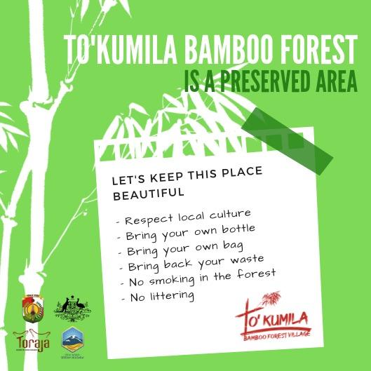 peraturan to'kumila bamboo forest