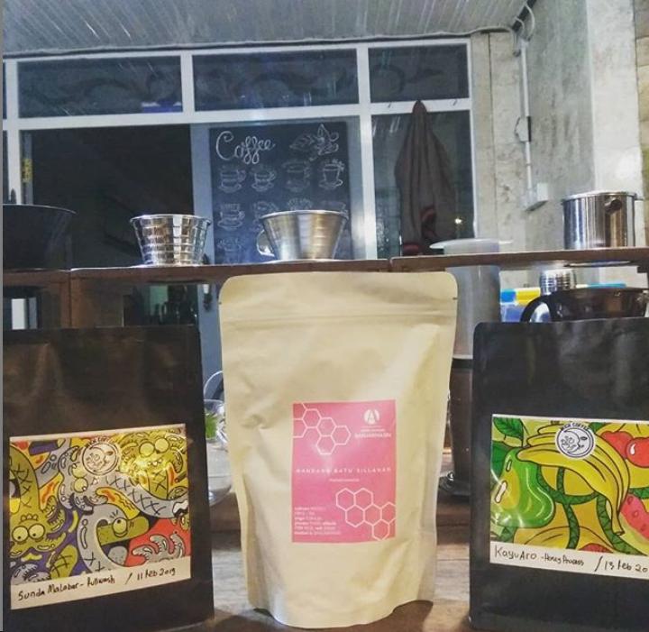 Edoe Coffee Banjarmasin