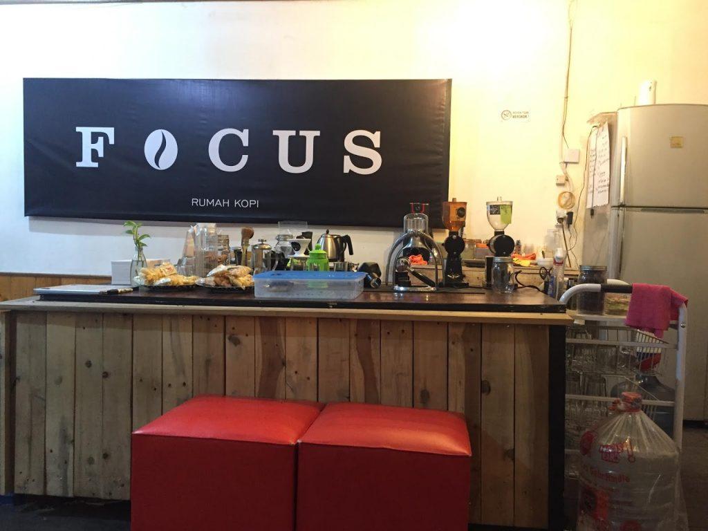Focus Coffee Banjarmasin