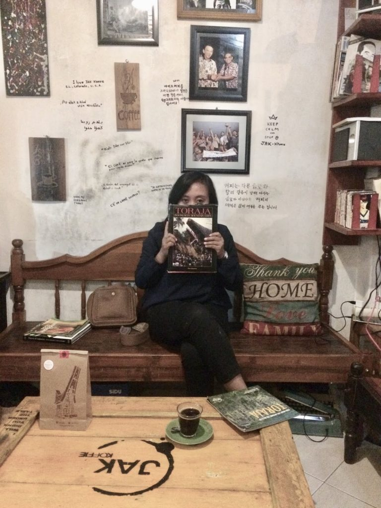 Jak Koffie Toraja