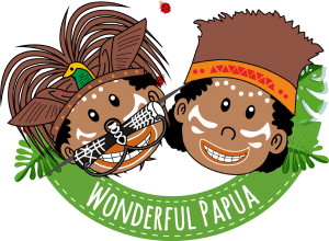 wonderful papua logo