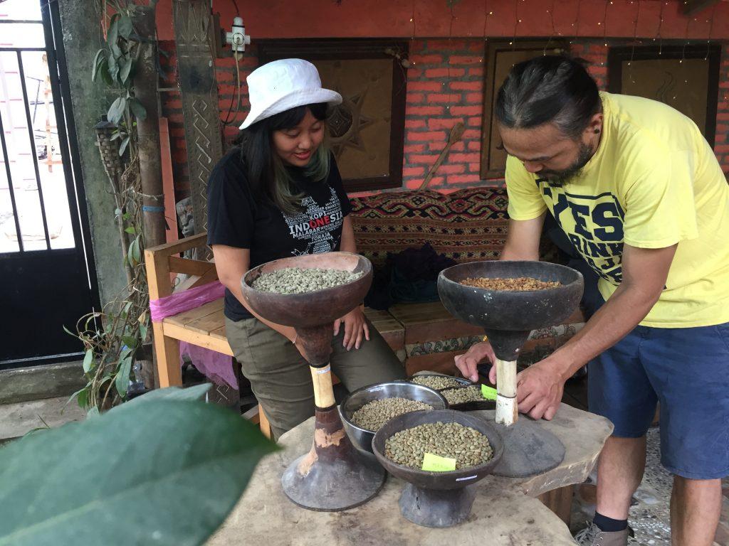 toraja art coffee