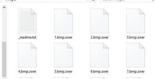 file menjadi ,zwer