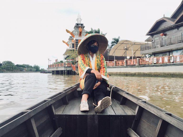 Sehari Beriwisata di Banjarmasin