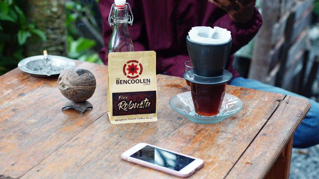 kopi fine robusta bengkulu