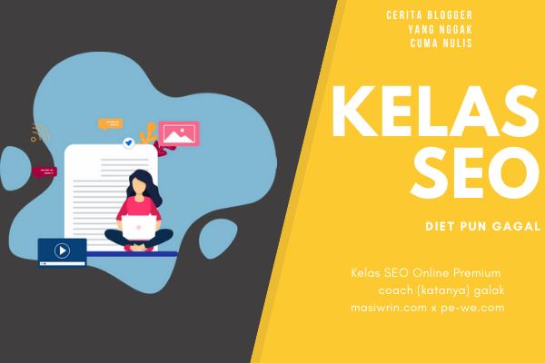 kelas SEO Online