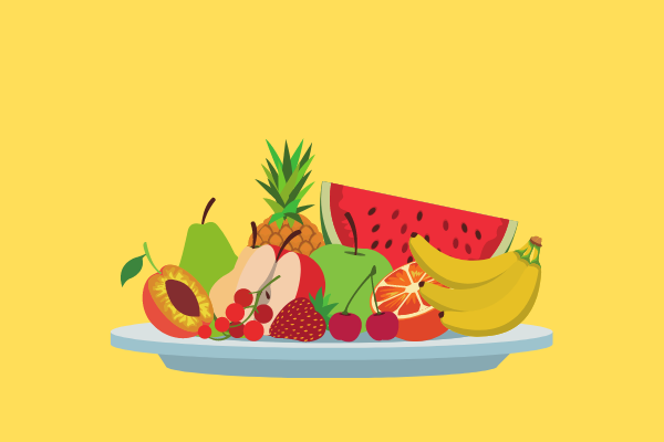 jenis buah untuk diet