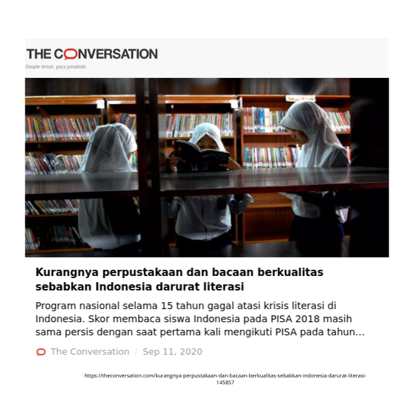 Literasi Digital di Indonesia