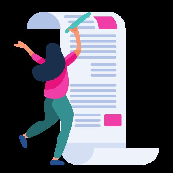 teknik menulis untuk blogger