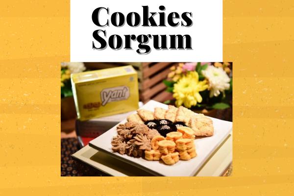 cookies berbahan dasar sorgum