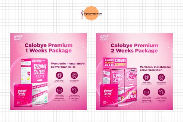 obat Calobye Premium Success Diet Plan