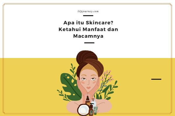 pengertian skincare