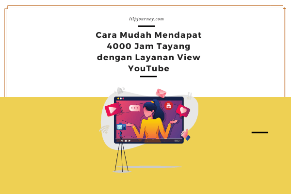 layanan view youtube