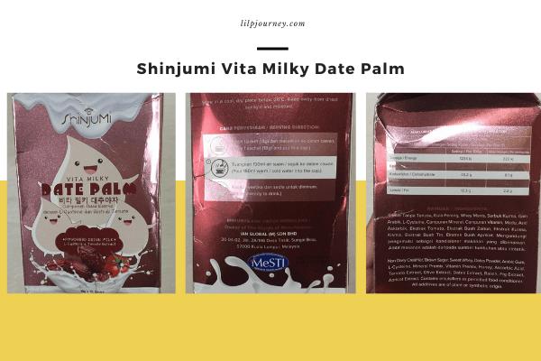 kemasan produk shinjumi vita milky date palm