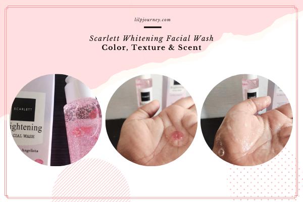 Review produk Whitening Facial Wash
