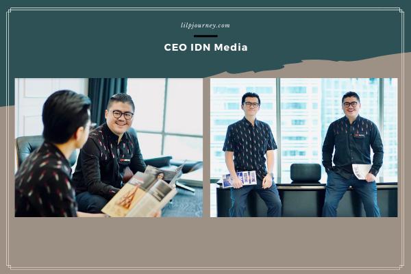 CEO IDN Media