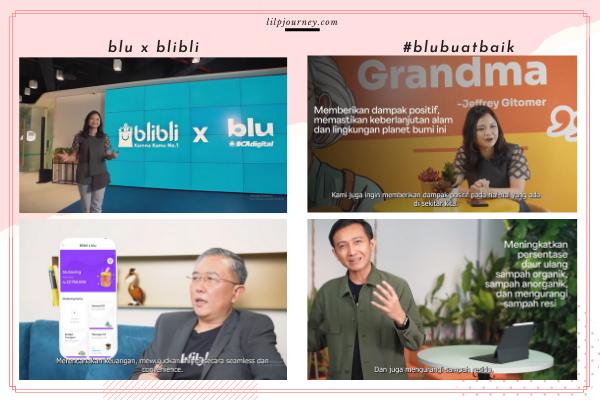 launching aplikasi blu