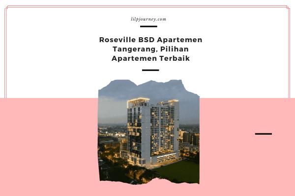 Roseville BSD apartemen tangerang