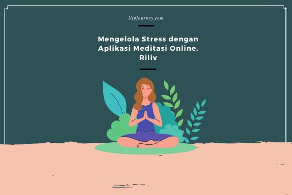aplikasi meditasi online riliv