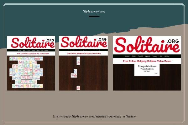 bermain mahjong online di solitaire.org