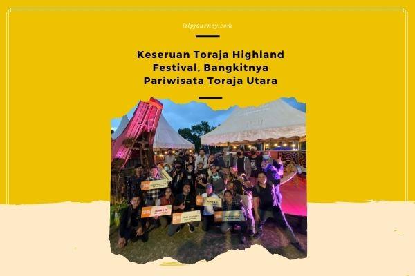 Toraja Highland Festival