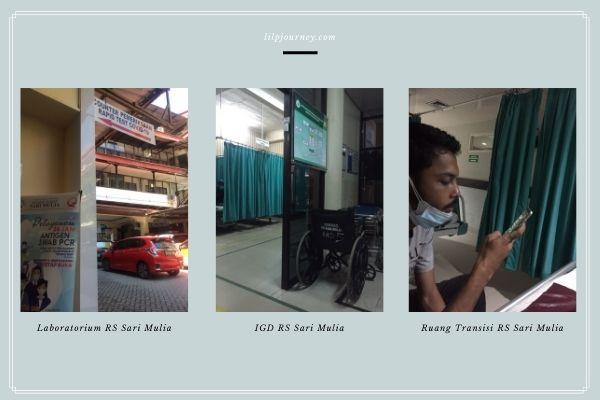 proses kuret di RS Sari Mulia Banjarmasin