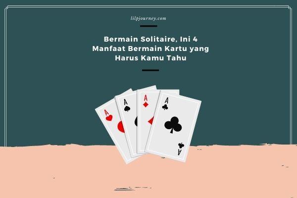 bermain solitaire